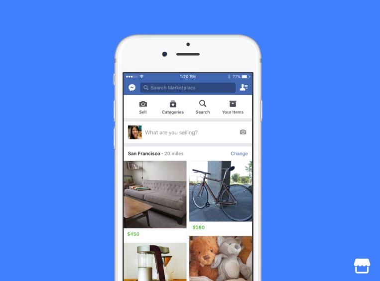 facebook marketplace 2020